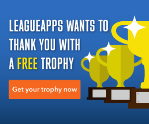 LeagueApps Trophy