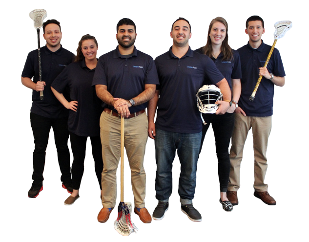 LeagueApps Lacrosse Team Photo