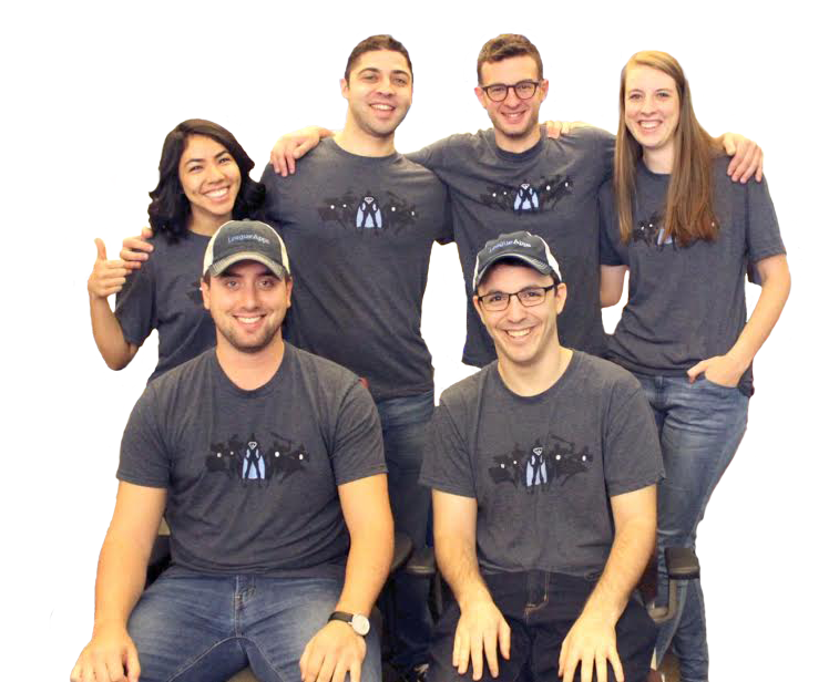 LeagueApps Volleyball Team Photo